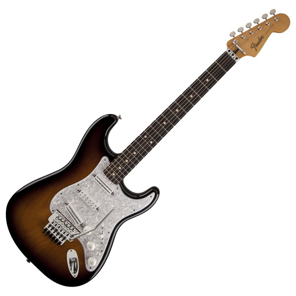 Fender Dave Murray Stratocaster, 2-Color Sunburst