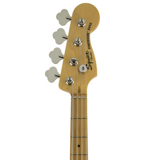 Squier by Fender Deluxe Dimension Bass IV, Black