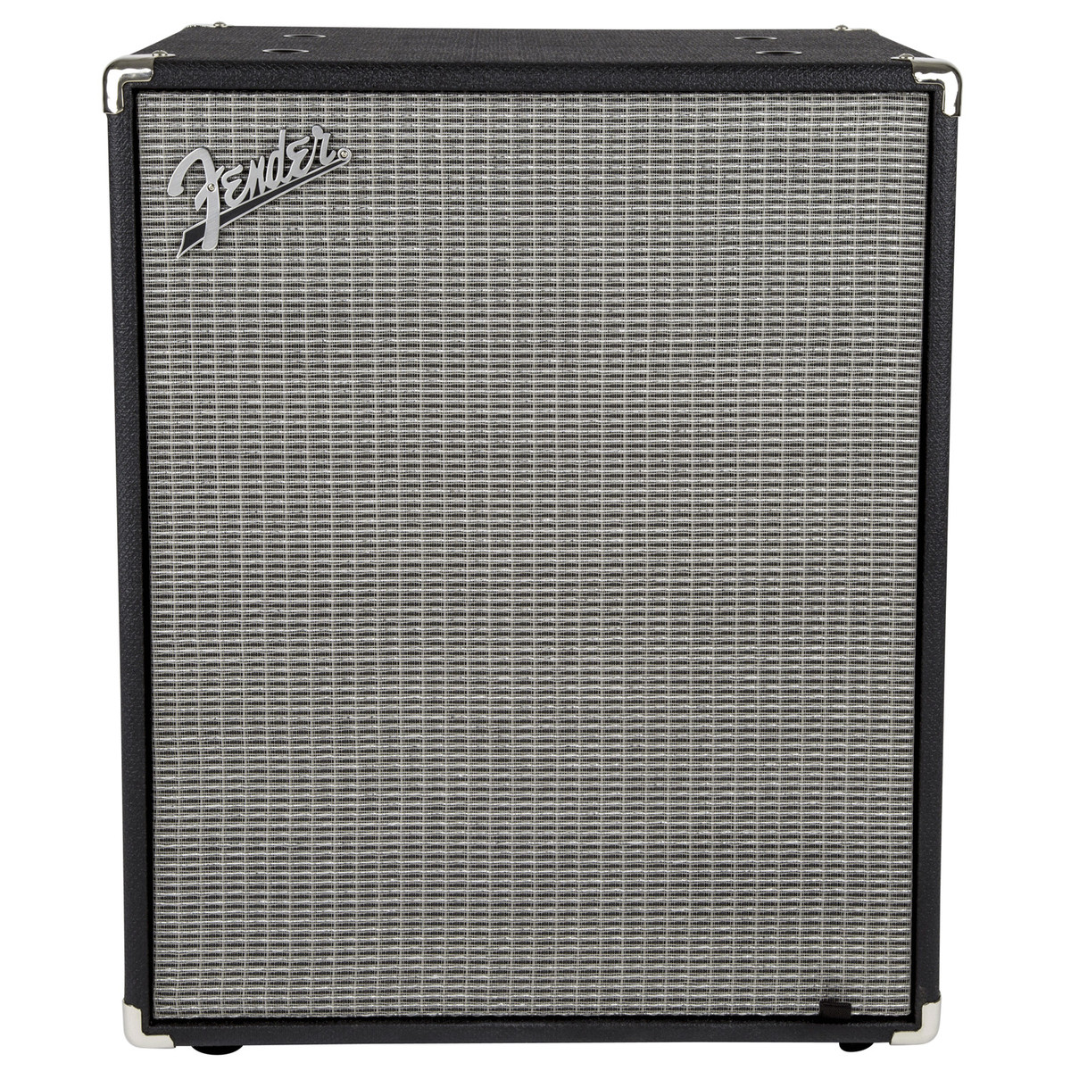 Fender rumble bass 2x10 cabinet nero argento a for Argento cade cabine