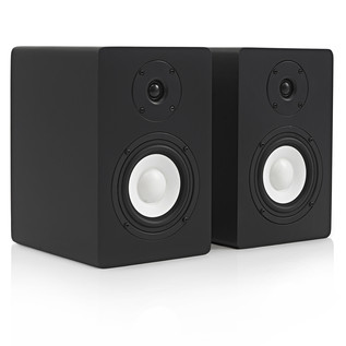 SubZero SZ-4A Studio Monitors (Pair) with Stands