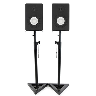 SubZero SZ-5A Studio Monitors (Pair) with Stands