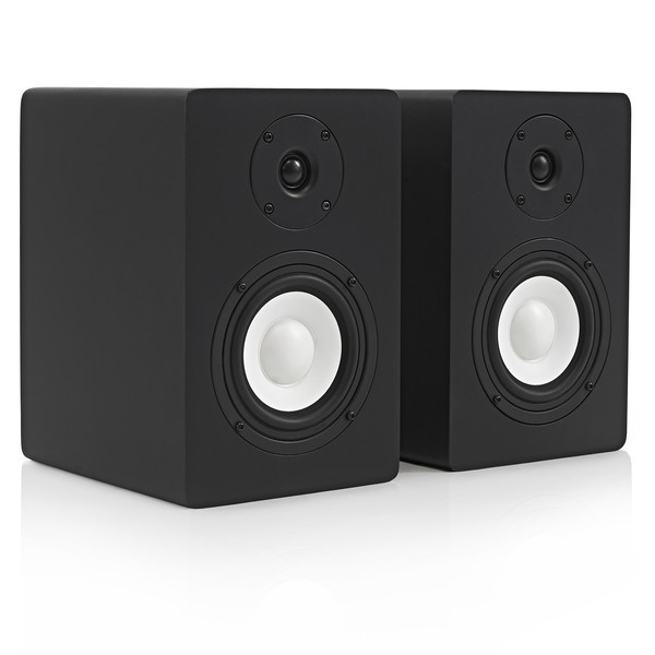SubZero SZ-6A Studio Monitors (Pair) with Stands