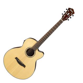 Ibanez AELBT1-NT Baritone Electro Acoustic Guitar, Natural
