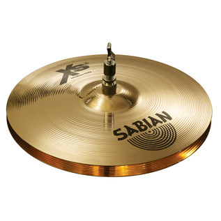 Sabian XS20 14'' Medium Hi-Hat Cymbals