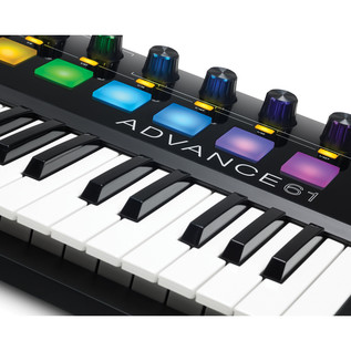 Akai Advance Keyboard 61
