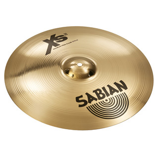 Sabian XS20 18'' Medium Thin Crash Cymbal