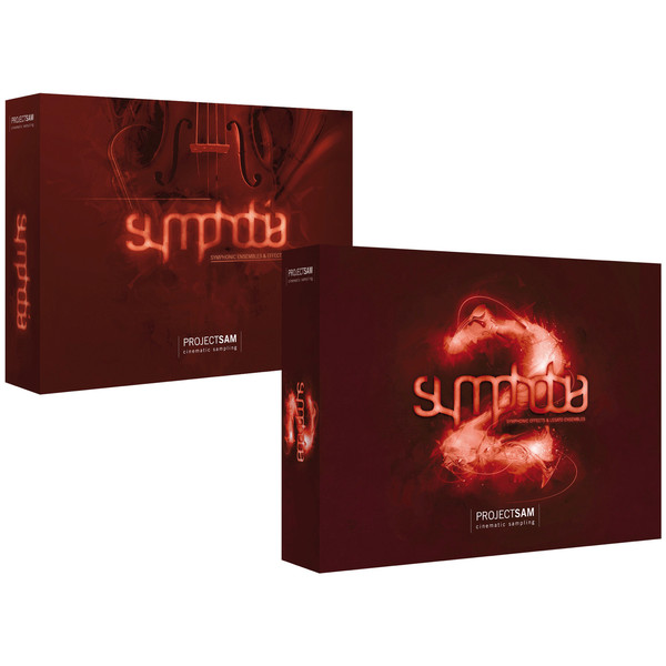 ProjectSAM Bundle: Symphobia 1 and 2