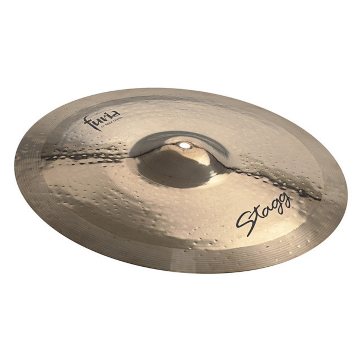 DISC Stagg Furia 17'' Rock Crash Cymbal