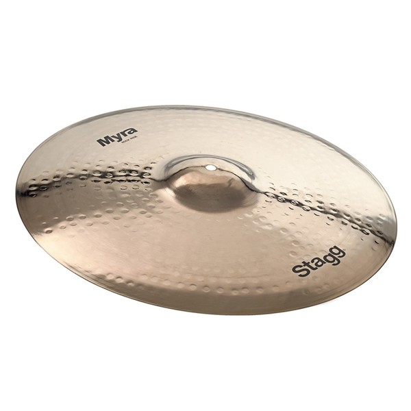 Stagg Furia 22'' Rock Ride Cymbal, Brilliant Finish