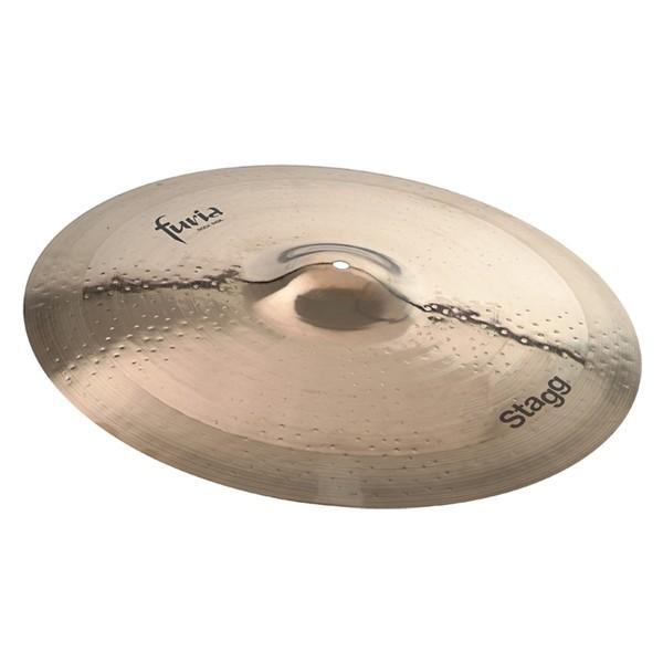 Stagg Furia 20'' Rock Ride Cymbal, Brilliant Finish