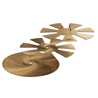 Sabian 10'' Chopper, Exploded View