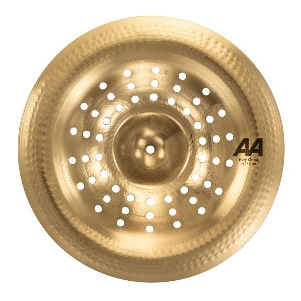 Sabian AA 19'' Holy China Cymbal, Brilliant Finish
