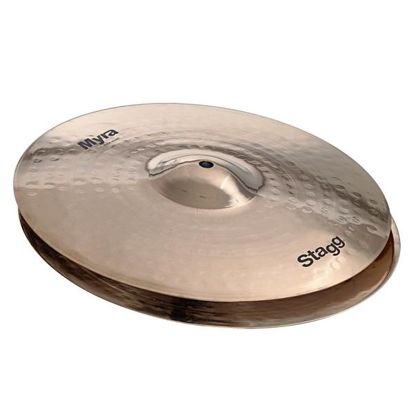 Stagg Myra 14'' Rock Hi-Hat Cymbals