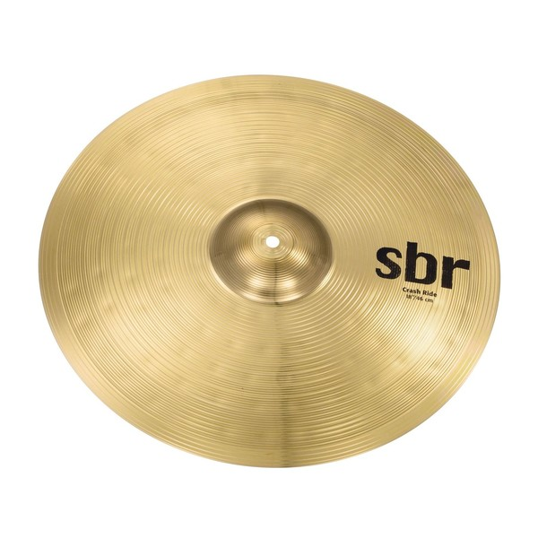 "Sabian SBR 18"" Crash Ride Cymbal"