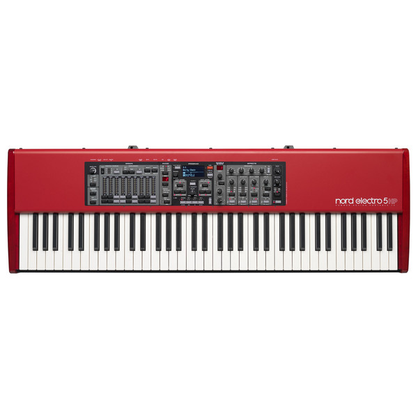 Nord Electro 5 HP 73 Weighted Hammer Action Keyboard