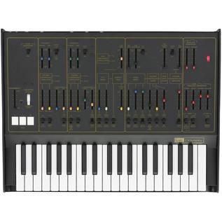 ARP Odyssey Ltd Edition Duophonic Analog Synthesizer Rev2 Black/Gold