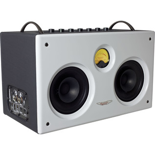 Ashdown B-Social Bass Amplification & Entertainment, White Front