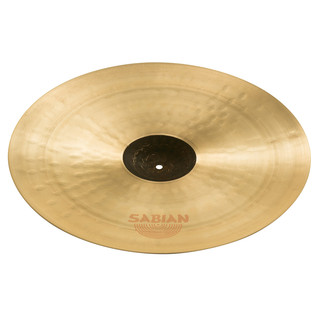 Sabian Big and Ugly HHX 22'' Phoenix Ride Cymbal, Bottom