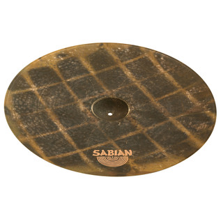 Sabian Big and Ugly HH 24'' Nova Ride Cymbal, Bottom
