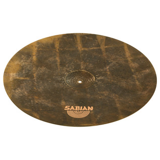 Sabian Big and Ugly HH 24'' Pandora Ride Cymbal, Bottom