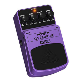Behringer PO300 Power Overdrive Effects Pedal