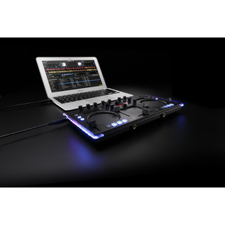 Korg KAOSS DJ USB DJ Controller with Built in Kaoss Effects
