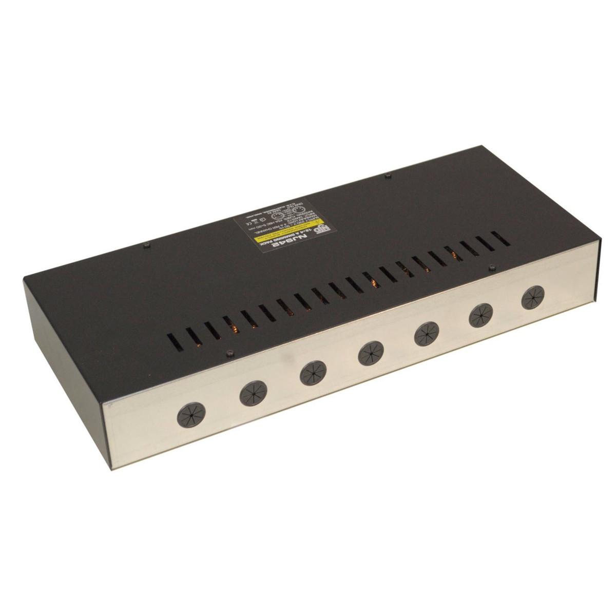 ... Lighting Dimmer Pack. NJ942. Loading zoom  sc 1 st  Gear4music & NJD DPX12/4 12 Channel DMX Lighting Dimmer Pack at Gear4music.com azcodes.com