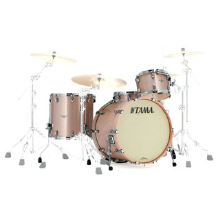 Tama Starclassic Maple 22'' 3 Pc Shell Pack, Pink Champagne Sparkle