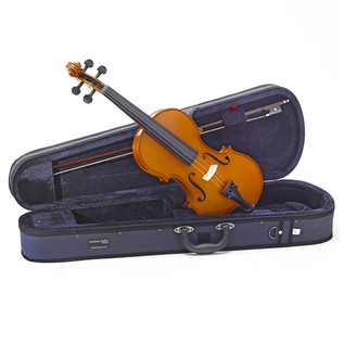 Andreas Zeller Violin Outfit, 1/4