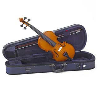 Andreas Zeller Violin Outfit, 1/4