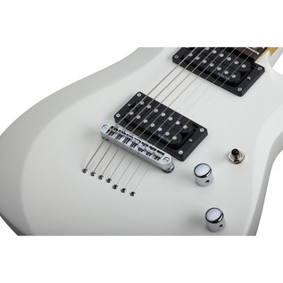 Schecter C-7 Deluxe, Bridge