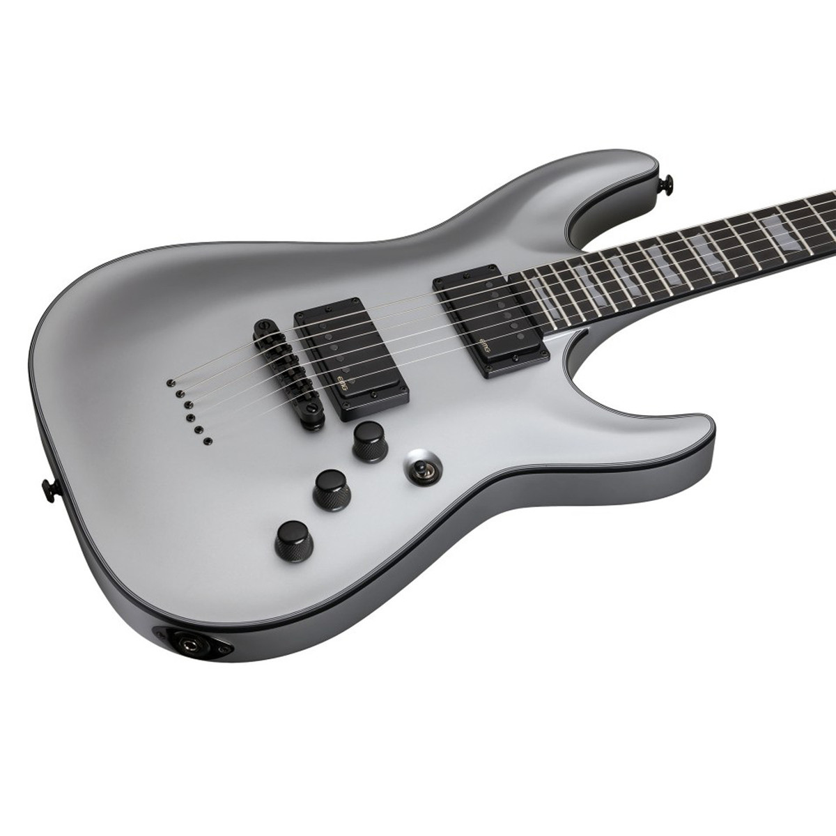 schecter c 1 platinum satin silver at gear4music. Black Bedroom Furniture Sets. Home Design Ideas