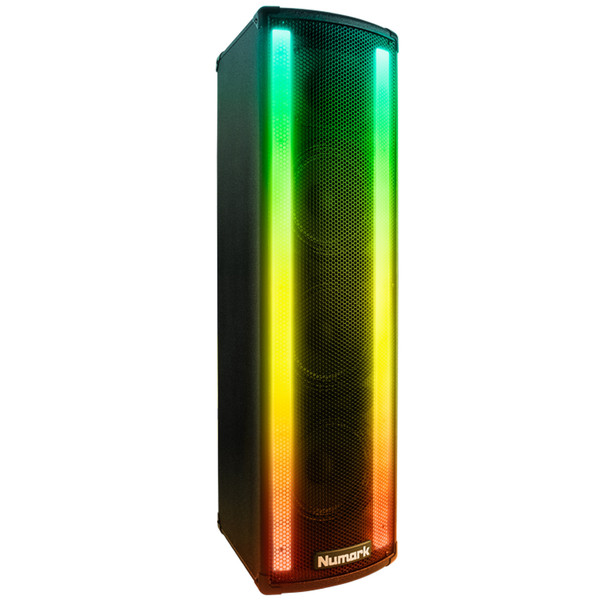 Numark Lightwave Powered Loudspeaker with Dual LED