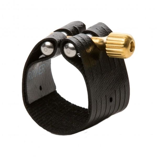 Rovner 1RL Dark Alto Saxophone Ligature and Cap