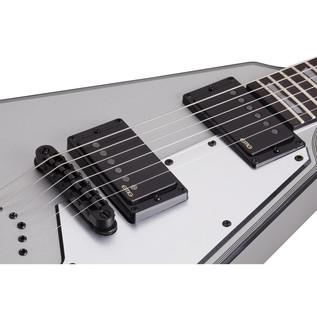 Schecter V-1 Platinum, Bridge