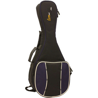 Tom and Will Mandolin Gig Bag, Black and Navy