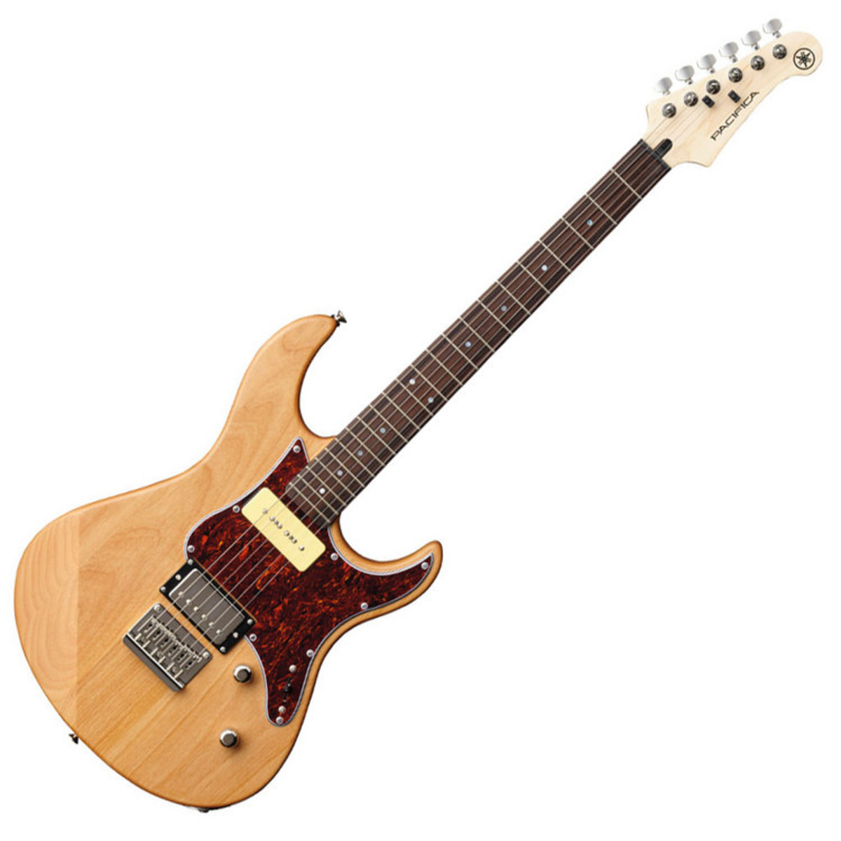 yamaha pacifica 311h yellow natural satin ex demo at gear4music. Black Bedroom Furniture Sets. Home Design Ideas