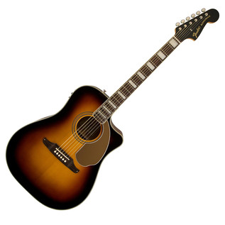 Fender Kingman ASCE V3 3TS Electro Acoustic Guitar w/Case