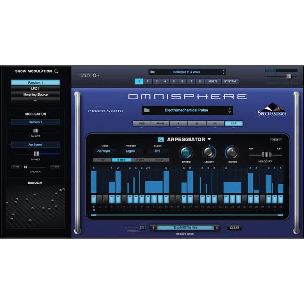 Spectrasonics Omnisphere 2 6 at Gear4music