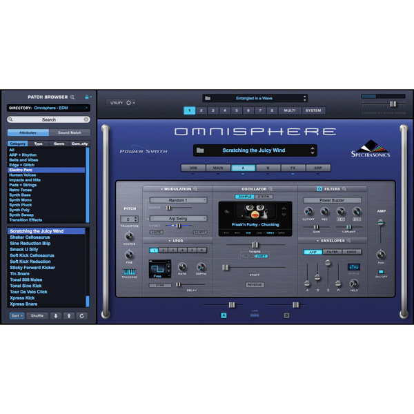 Spectrasonics Omnisphere 2 6