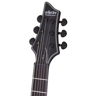 Schecter Keith Merrow KM-6, Headstock