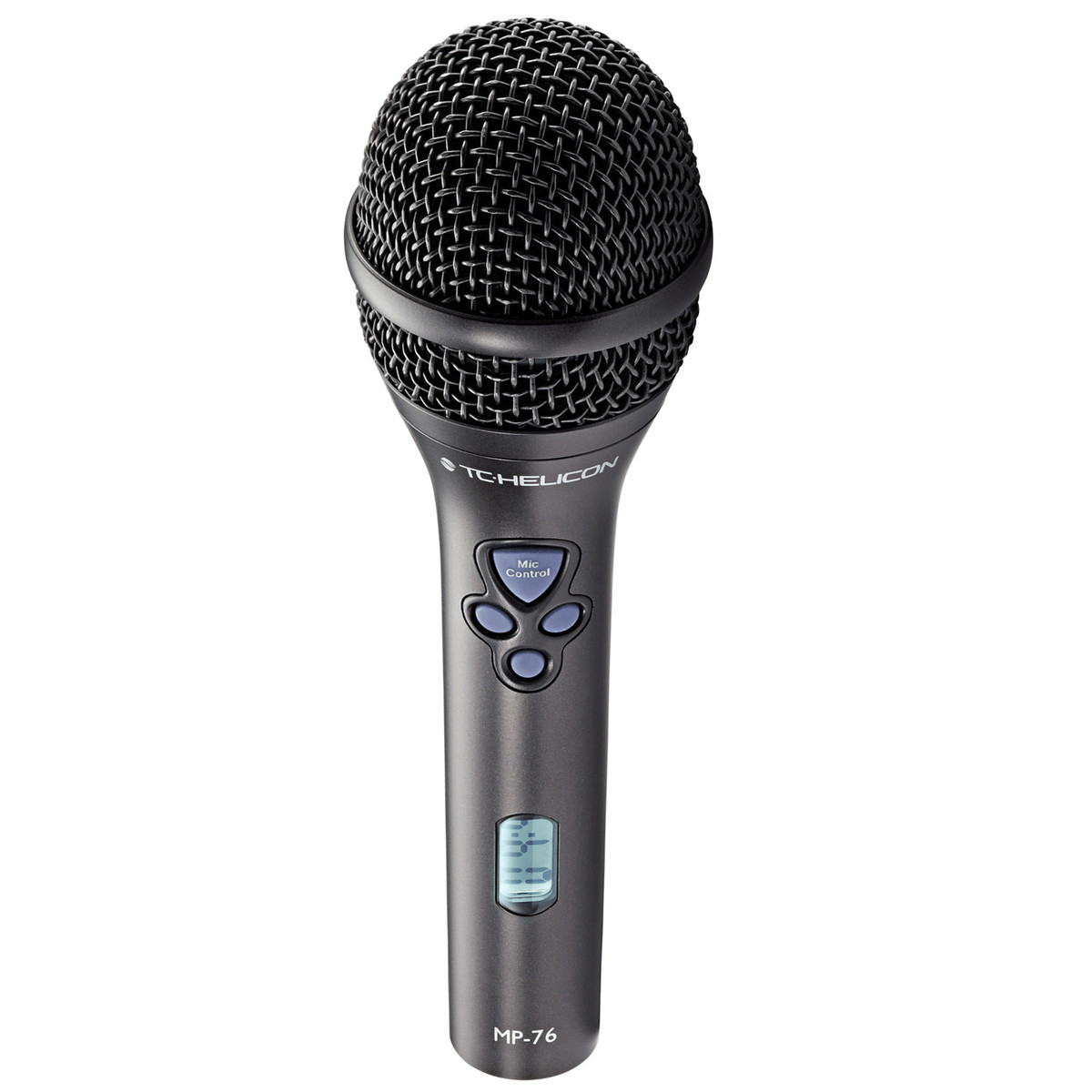 Tc Helicon Mp 76 Vocal Mic With Advanced Control At Gear4music Bg Microphone Wire Diagram
