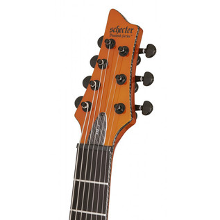 Schecter Keith Merrow KM-7, Headstock