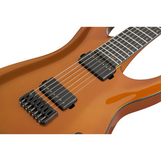 Schecter Keith Merrow KM-7, Pickups