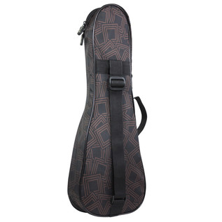 Tom and Will Soprano Ukulele Gig Bag, Chocablock
