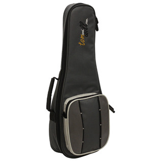 Tom and Will Deluxe Soprano Ukulele Gig Bag, Grey