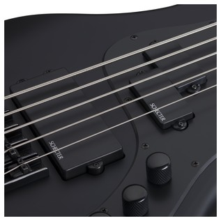 Schecter Stiletto Stealth-5