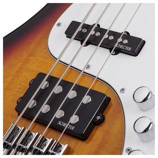 Schecter Stiletto Vintage-4 Bass Guitar