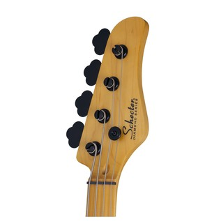 Schecter Model-T Session, Headstock