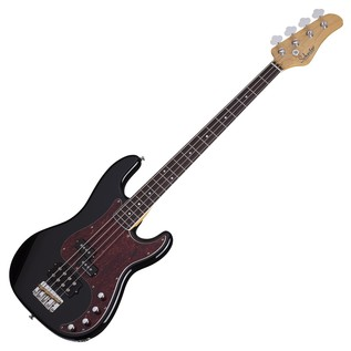 Schecter Diamond-P Plus Bass Guitar, Gloss Black